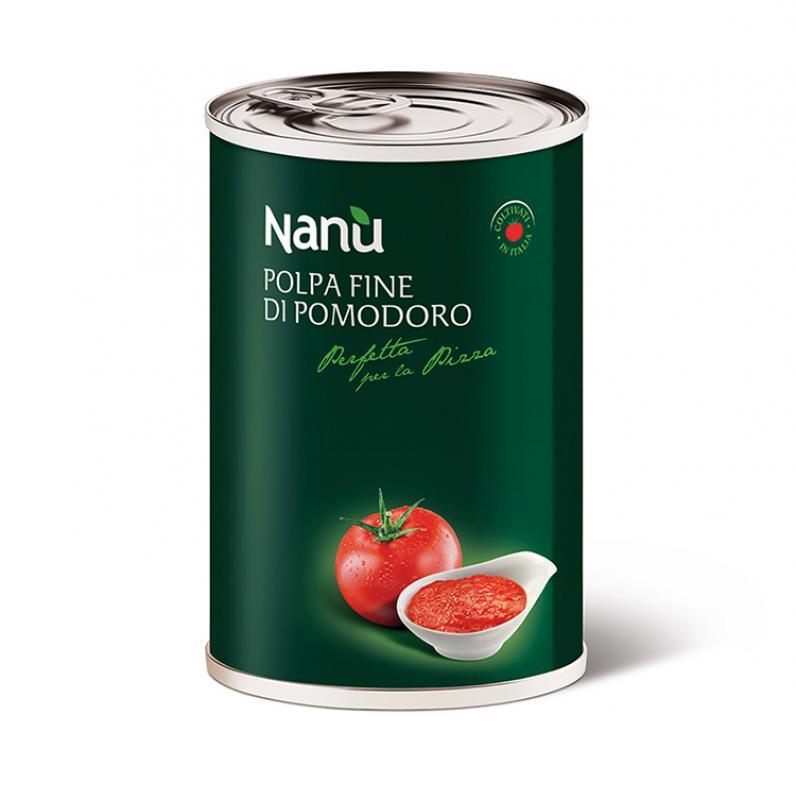 Polpa fine di pomodoro
